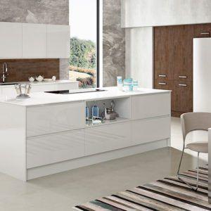 muebles de cocinas combinadas